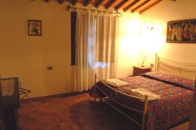 Camera Matrimoniale appartamento Solata