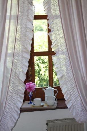 Colazione in camera casa vacanze vicino Porto Ischia