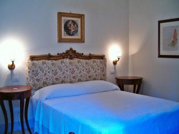 Agriturismo Umbria con camera matrimoniale