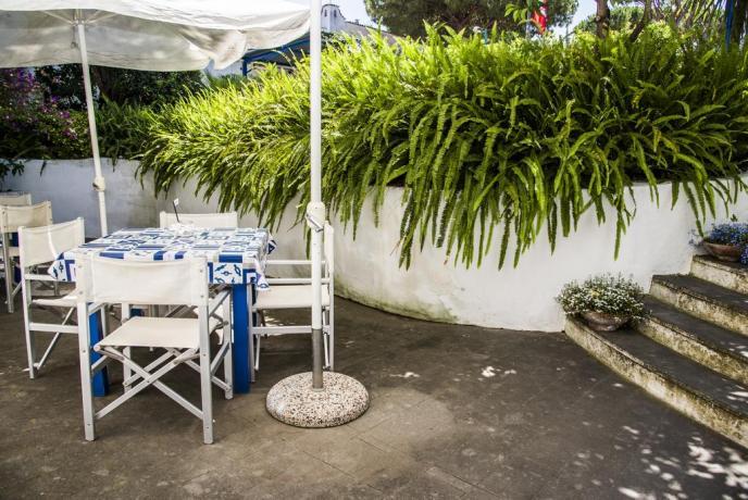 Sale Esterna Ristorante con possibilità di Catering