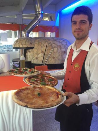 Hotel vicino spiaggia Rodi con Ristorante Pizzeria