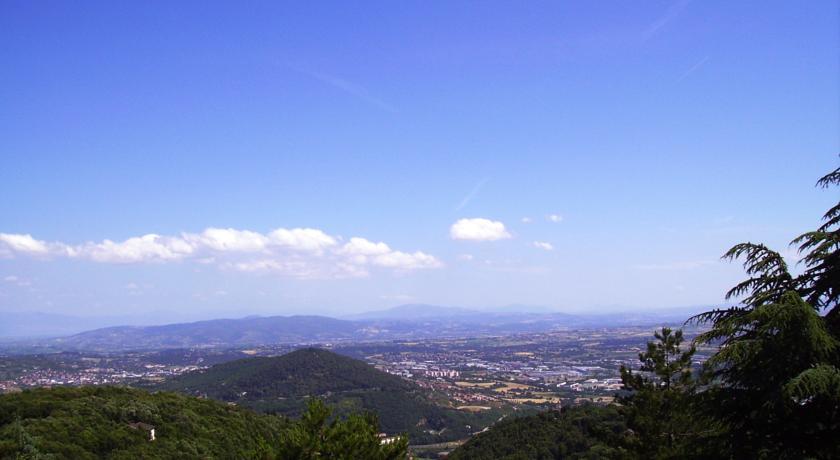 Panorama di Perugia