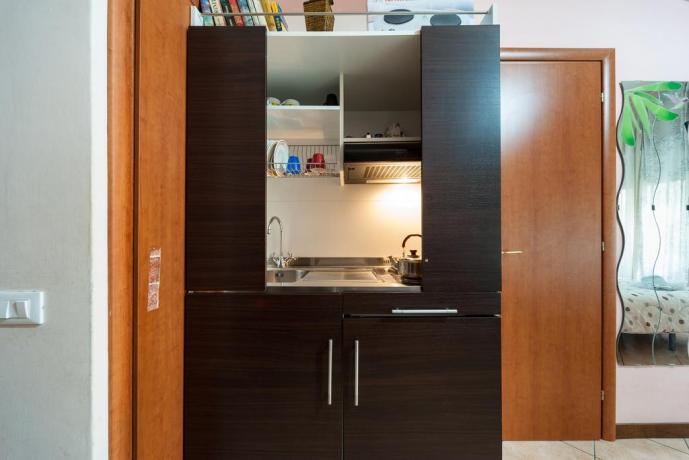 Appartamento a Roma con cucina