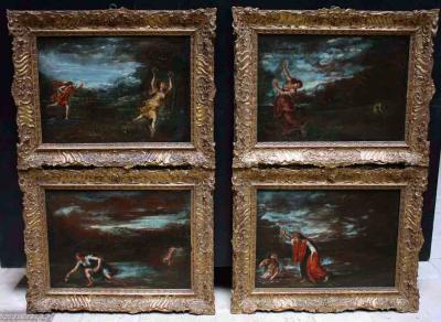 vendita dipinti antichi quadri ed antiquariato online