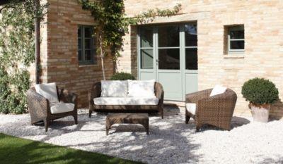 Mobili da Giardino in rattan, mobili da esterno per giardino in rattan ...