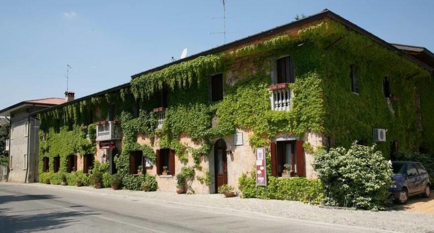 Hotel con Ristorante a Rivignano vicino Udine