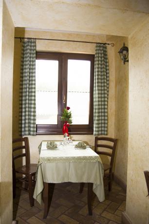 Agriturismo vicino Roma-ristorante romantico