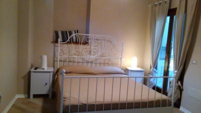 Camera Matrimoniale appartamento Platea
