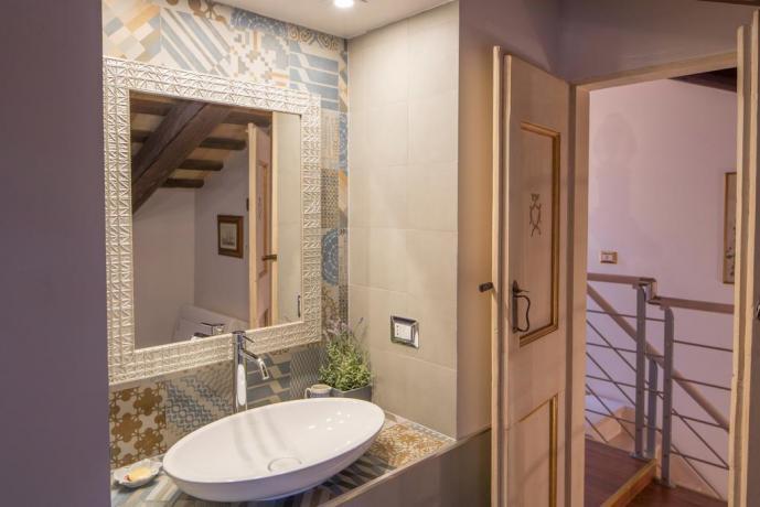 Elegante hotel Fano camera matrimoniale + bagno