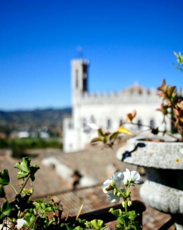 Soggiorno in Umbria nei centri Gubbio, Spello, Assisi