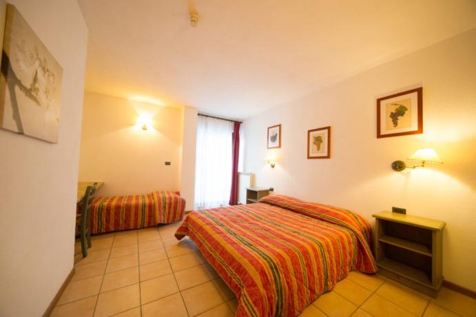 casa-vacanze Bilocale 4-5persone letto-matrimoniale e singolo Bardonecchia