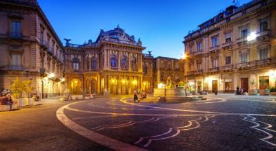 Camere nel cuore di Catania