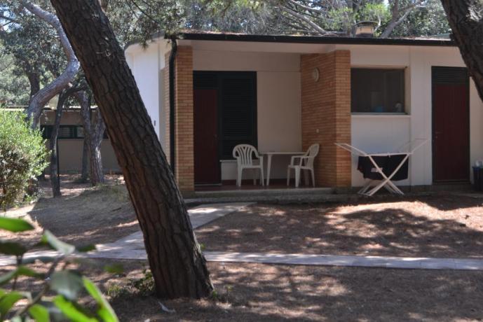 Resort appartamenti per famiglie con patio Baia Domizia
