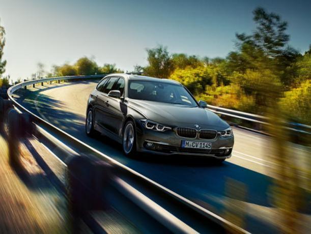 Noleggio Lungo Termine 36 mesi BMW SERIES 3