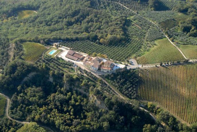 Agriturismo per Amanti della Natura vicino Firenze