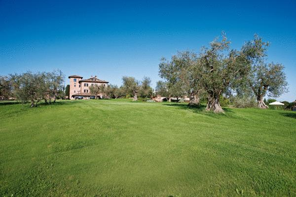 Hotel con giardino zona Castiglione del Lago