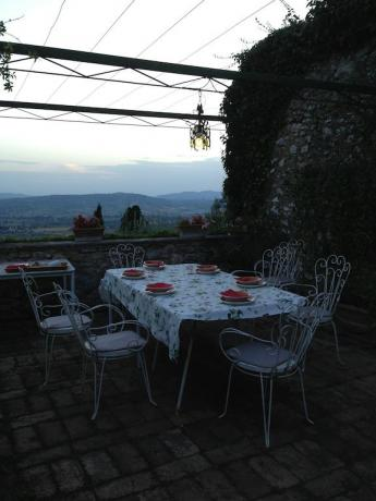 Villa con Terrazzino Panoramico