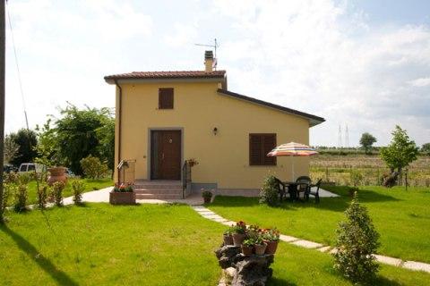 Casa Vacanze con Appartamenti a Cortona