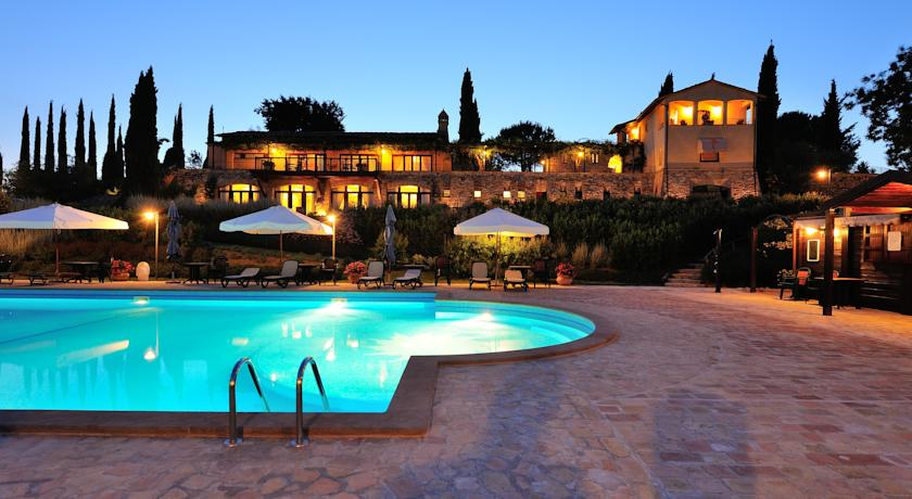 Relais e suite con piscina vicino Assisi