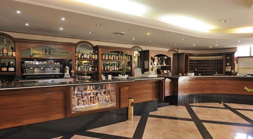 Bar dell'albergo a Norcia