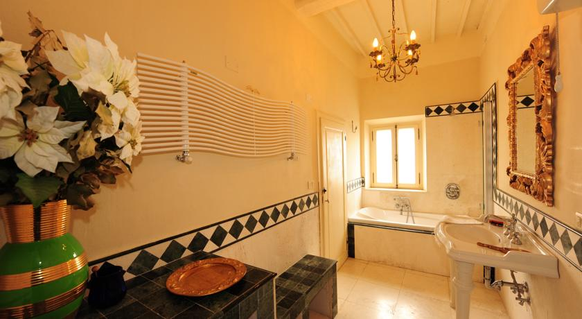 Dimora Storica suite bagno
