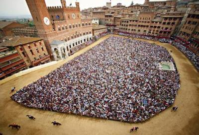 Book your Hotel for the Siena Palio