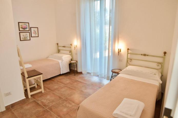 Camera Gelsomina Casale a Genzano di Roma