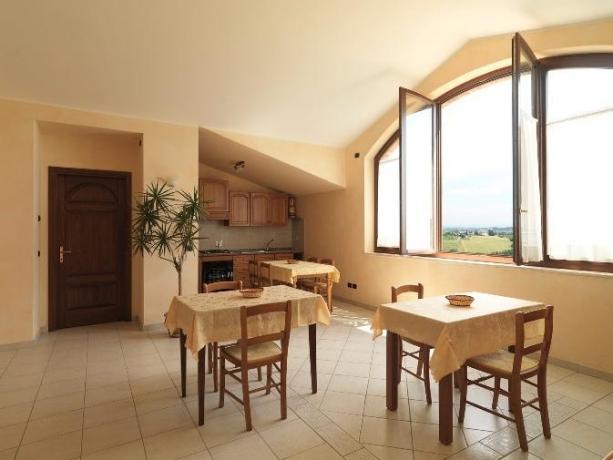 Villa con cucina per 6/8/10 persone a Perugia