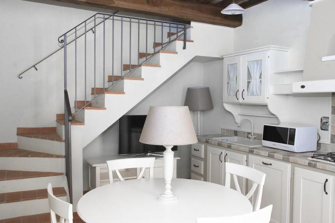 Resort a Valtopina appartamento con cucina