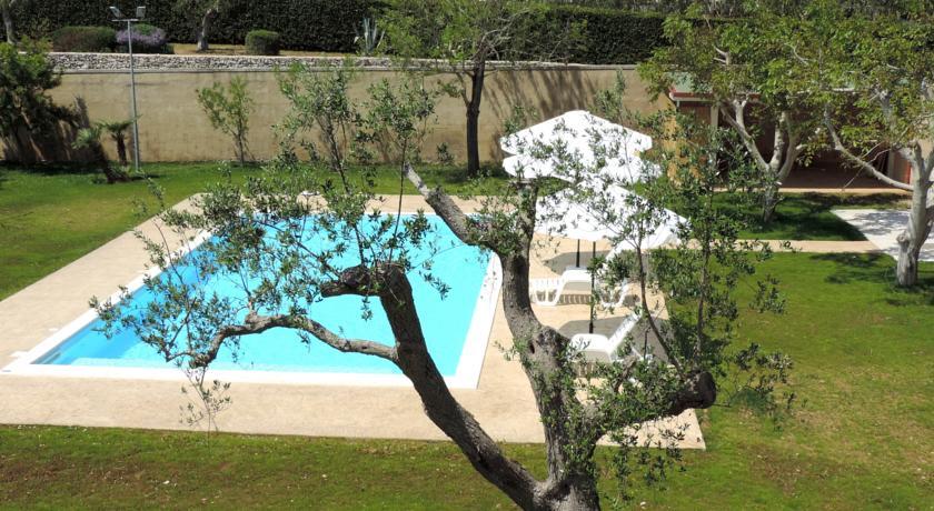 B&B vicino Otranto in campagna con Piscina