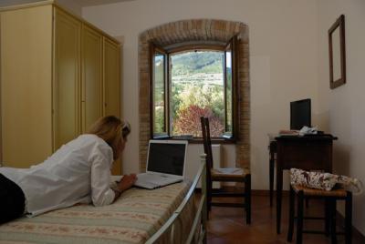 Camere con Tv e aria condizionata