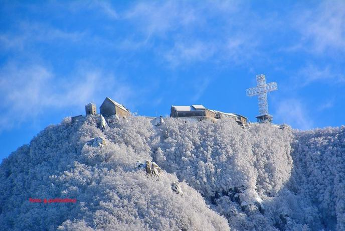Visitare il Cilento Monte Gelbison