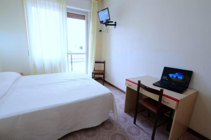 Camera matrimoniale Hotel in Abruzzo