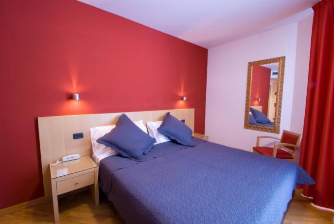 Camere matrimoniali romantiche in Trentino