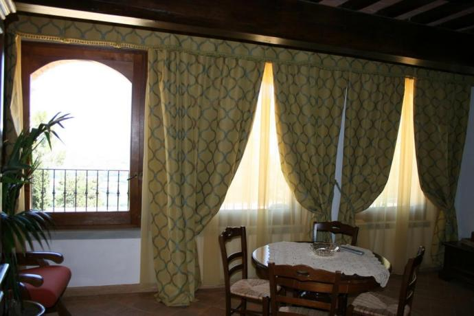 Romantico Relais in Umbria con Vista panoramica