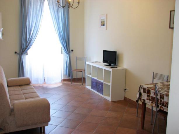 Bilocale 3 persone residence a Ronciglione