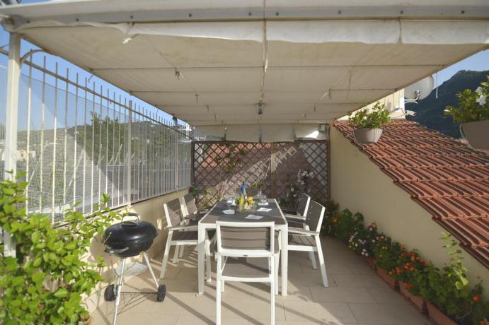 Casa Vacanza Sorrento attrezzata - Gazebo