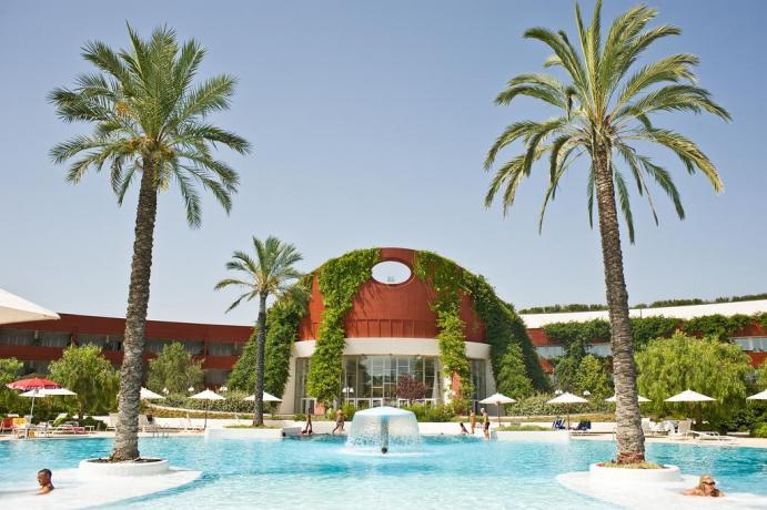 Villaggio 4stelle di lusso con piscina e spa