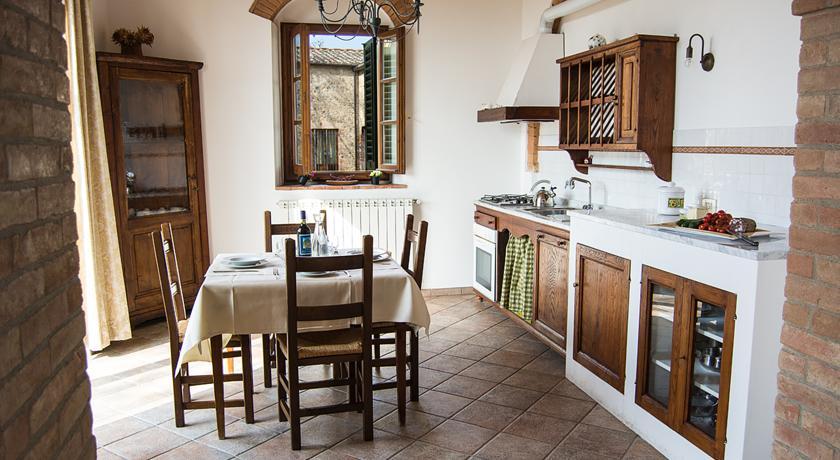Appartamenti Vacanza in stile tipico toscano