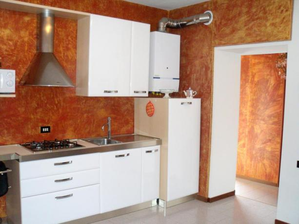 Appartamenti con angolo cucina nuovo