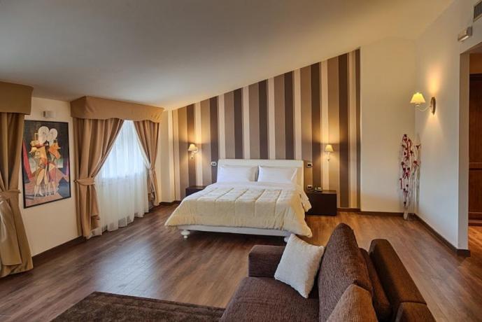 Camera Matrimoniale Hotel vicino Avellino