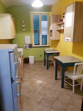 Cucina Attrezzata appartamento a finale ligure