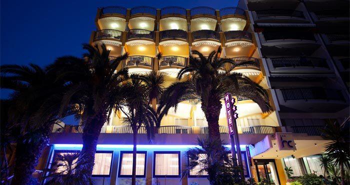 Hotel 3 stelle vista mare San Benedetto