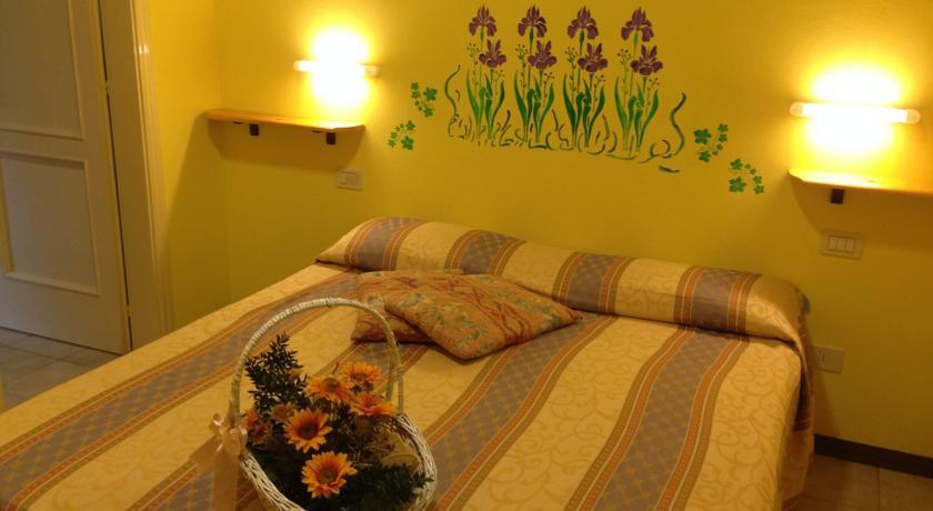 Camera matrimoniale vicino Gubbio
