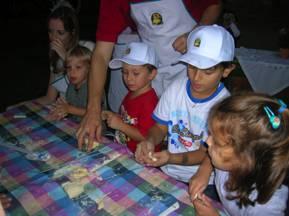 Fattoria didattica per i bambini