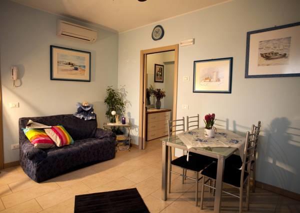 Appartamento Fiordaliso soggiorno