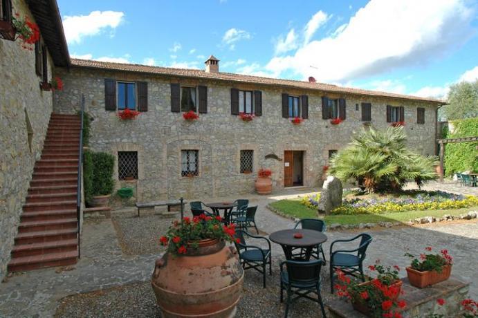 Residence per famiglie e coppie a Siena