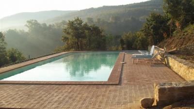 Villa in Umbria con Piscina panoramica