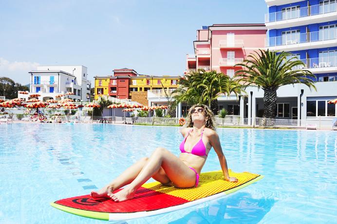Relax e Benessere in Villaggio sul Mare