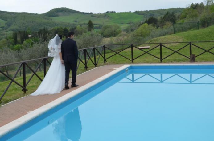 Appartamenti con piscina Ideale anche per organizzare eventi